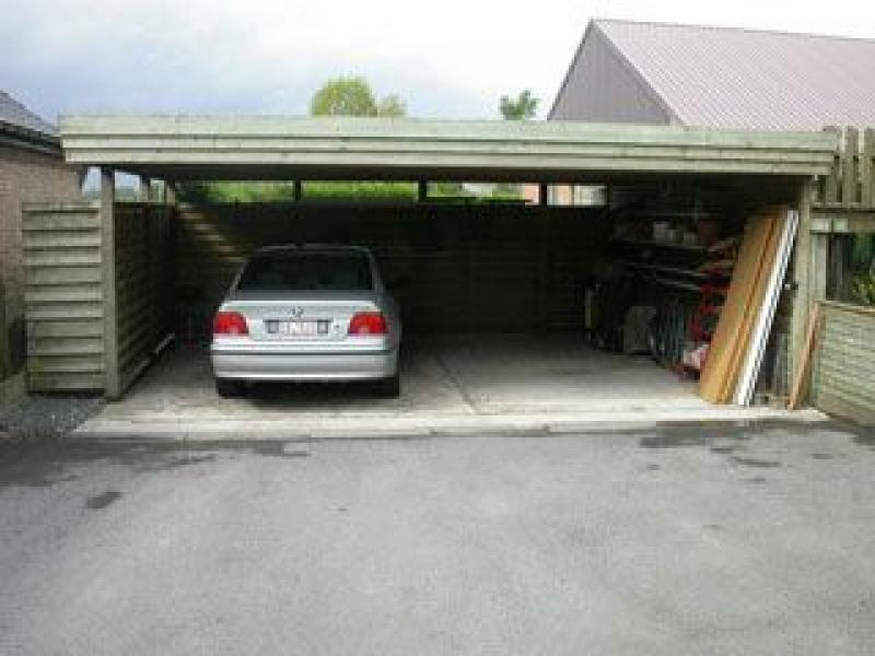 Carports houthoek specialist in tuinhuizen carports for Carport 4x6m